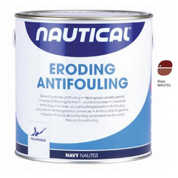 ANTIFOULING AUTOPULIMENTABLE RED 750 ML1